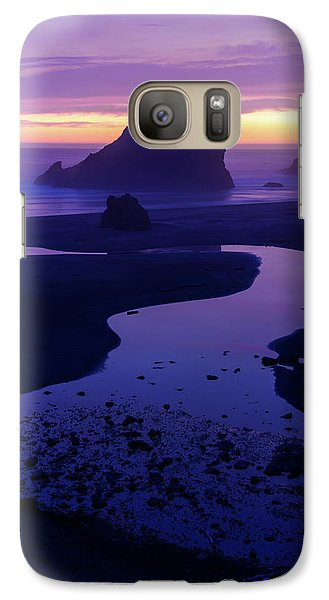 Galaxy Case featuring the photograph Gem by Chad Dutson