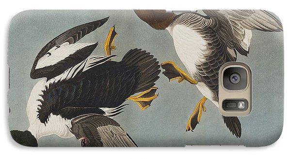 Golden-eye Duck  Galaxy S7 Case