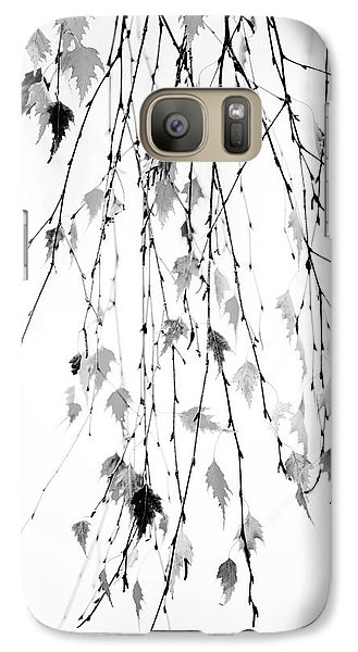 Galaxy Case featuring the photograph Hanging by Rebecca Cozart