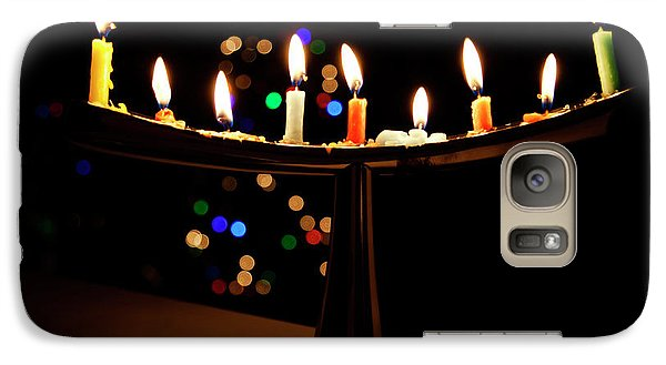 Galaxy Case featuring the photograph Happy Holidays by Susan Stone