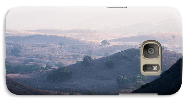 Hazy Pamo Valley Galaxy S7 Case