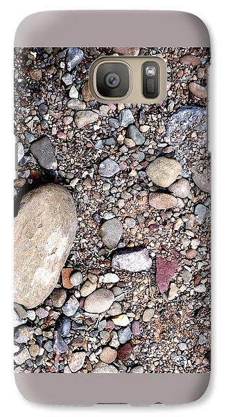 Galaxy Case featuring the photograph Heart Of Stone by Danielle R T Haney