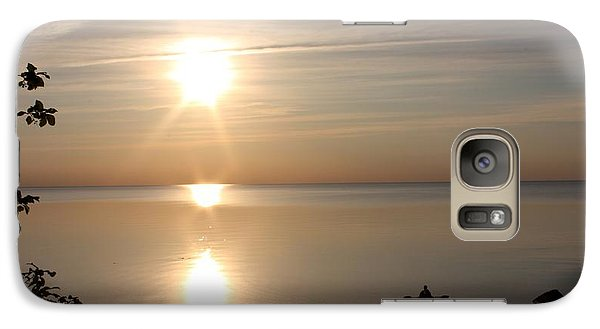 Galaxy Case featuring the photograph Heavenly Kayak by Pat Purdy