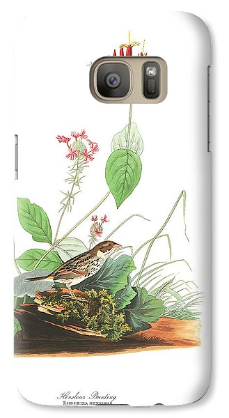 Henslow's Bunting  Galaxy S7 Case