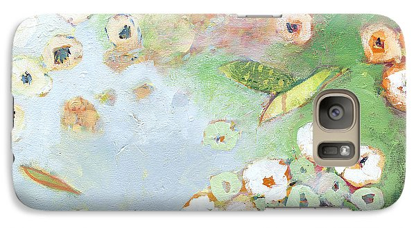 Lily Galaxy S7 Case - Hidden Lagoon Part I by Jennifer Lommers