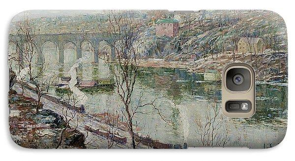High Bridge, Harlem River Galaxy S7 Case