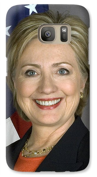 Hillary Clinton Galaxy S7 Case