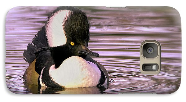 Hooded Merganser Galaxy S7 Case