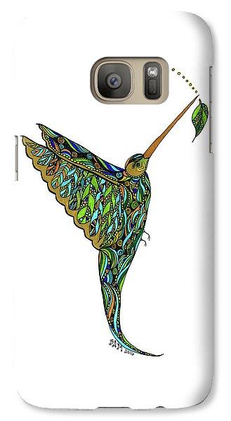 Hummingbird Galaxy S7 Case