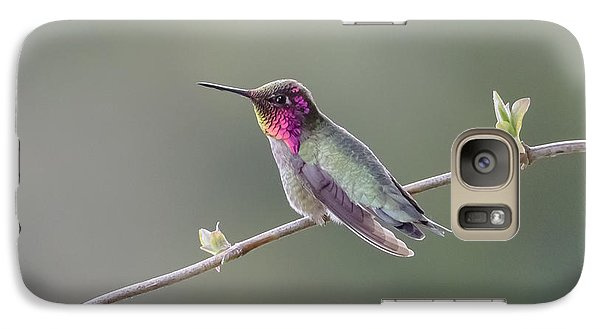 Galaxy Case featuring the photograph Serene by Kathy King