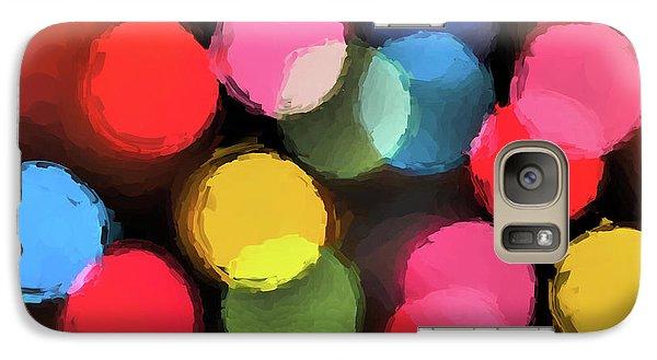 Galaxy Case featuring the digital art Illumination by Tom Druin