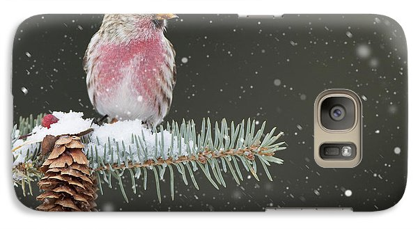Galaxy Case featuring the photograph I'm Not So Common by Gerry Sibell
