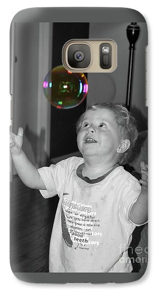 Galaxy Case featuring the photograph Imagine by Robert Meanor