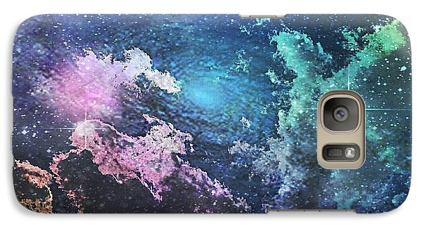 Into The Great Wide Open Galaxy S7 Case by Kimberly  W