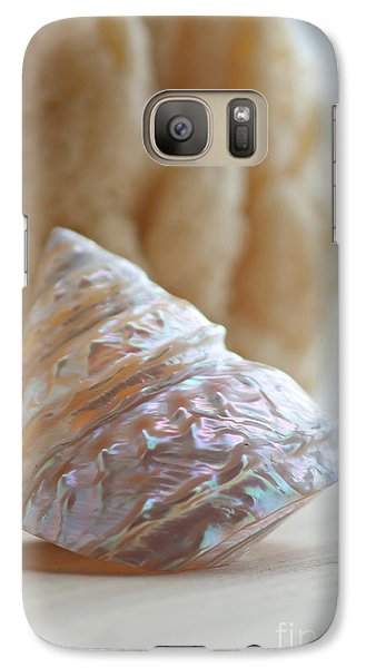Galaxy Case featuring the photograph Iridescent by Aiolos Greek Collections