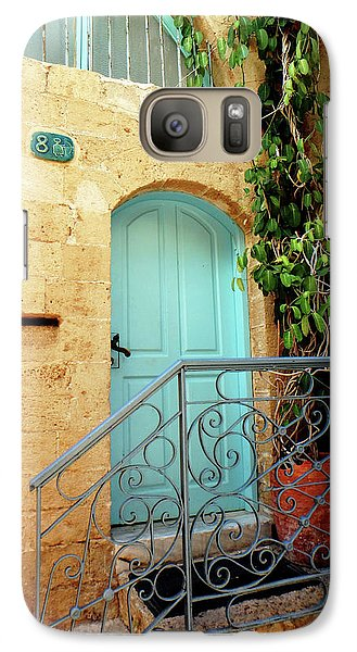 Galaxy Case featuring the photograph Jaffa-israel by Denise Moore
