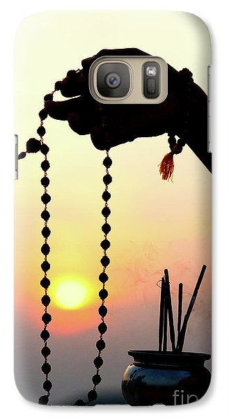 Galaxy Case featuring the photograph Japa by Tim Gainey