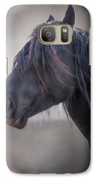 Galaxy Case featuring the photograph Jay by Debby Herold
