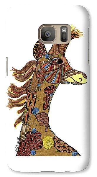 Josi Giraffe Galaxy S7 Case