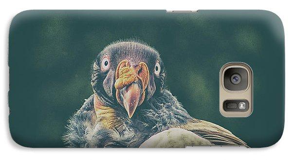 Condor Galaxy S7 Case - King Vulture by Martin Newman