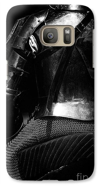 Galaxy Case featuring the photograph Knights Of Old 15 by Bob Christopher