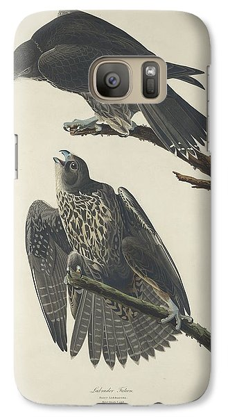 Labrador Falcon Galaxy S7 Case