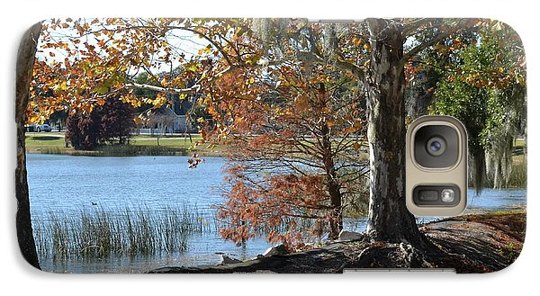 Galaxy Case featuring the photograph Lake Bonny by Carol  Bradley