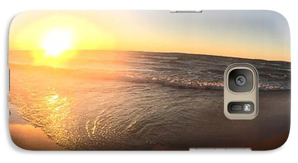 Galaxy Case featuring the photograph Lake Superior Fall by Paula Brown