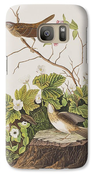 Lincoln Finch Galaxy S7 Case