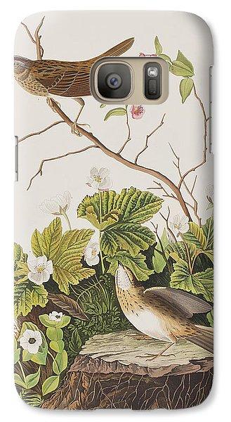 Lincoln Finch Galaxy S7 Case by John James Audubon