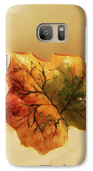 Galaxy Case featuring the photograph Little Leif Dish by Itzhak Richter
