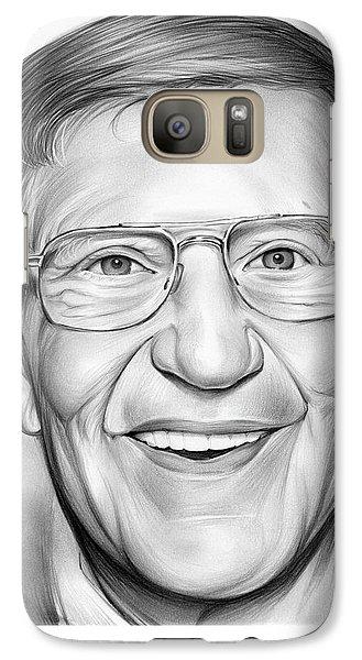 Lou Holtz Galaxy S7 Case