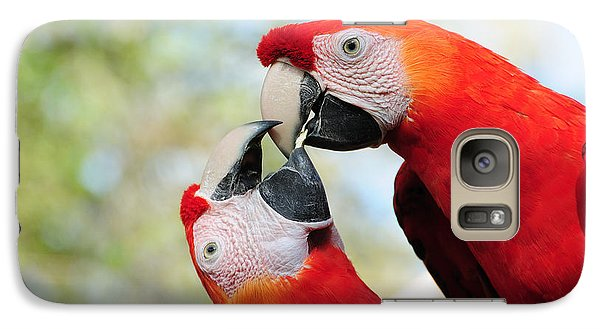 Macaws Galaxy S7 Case