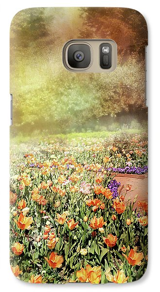 Galaxy Case featuring the photograph Masquerade by Diana Angstadt