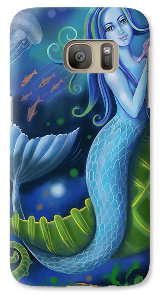 Mermaid Galaxy S7 Case