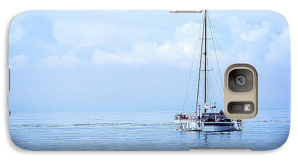 Morning Sail Galaxy S7 Case