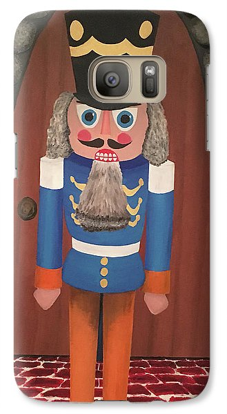 Galaxy Case featuring the painting Nutcracker Sweet by Thomas Blood