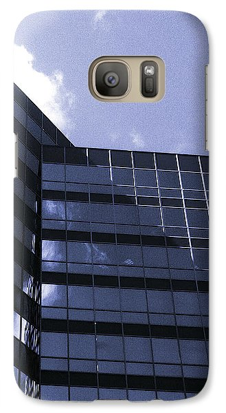 Galaxy Case featuring the photograph Obscurity by Jamie Lynn