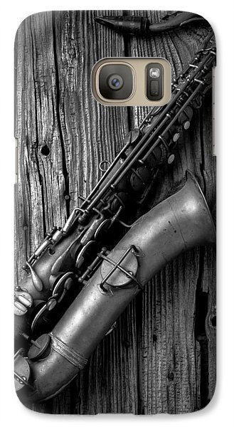 Old Sax Galaxy S7 Case