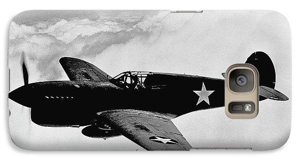 P-40 Warhawk Galaxy S7 Case