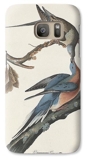 Passenger Pigeon Galaxy S7 Case by Rob Dreyer