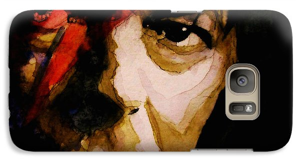 Musicians Galaxy S7 Case - Past And Present  by Paul Lovering