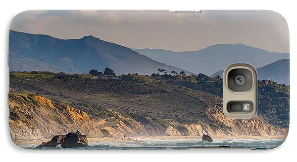 Galaxy Case featuring the photograph Pays Basque by Thierry Bouriat