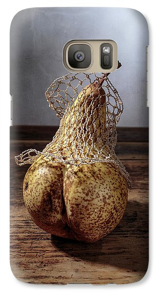 Pear Galaxy S7 Case by Nailia Schwarz