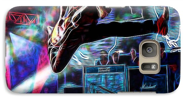 Pearl Jam Collection Galaxy Case by Marvin Blaine