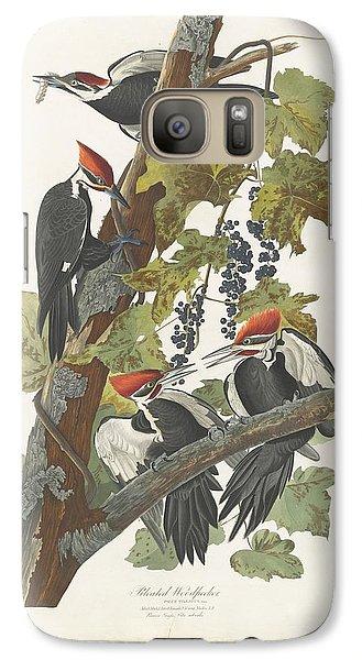 Pileated Woodpecker Galaxy S7 Case