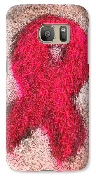 Galaxy Case featuring the photograph Pink by Richard Bryce and Family