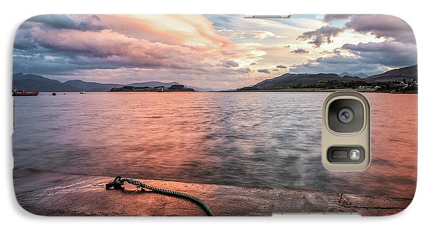 Port Appin Sunrise Galaxy S7 Case