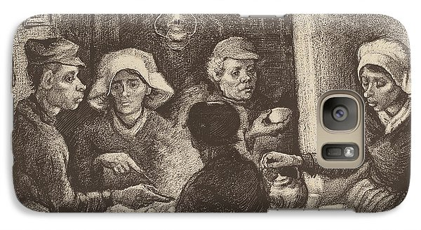 Potato Eaters, 1885 Galaxy S7 Case