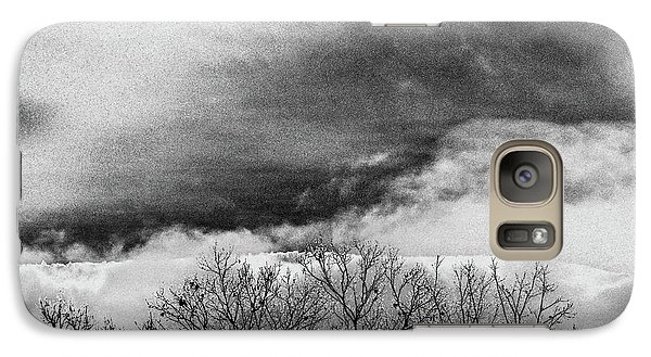 Galaxy Case featuring the photograph Prelude by Steven Huszar